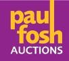 Paul Fosh Auctions